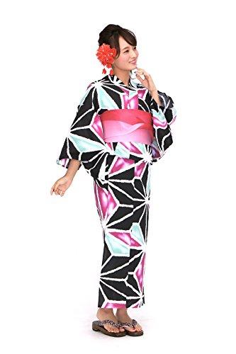 20タイプから浴衣が選べる福袋 レディース浴衣セット【浴衣 半幅帯 下駄】 女性用 女性浴衣 ゆかたセット