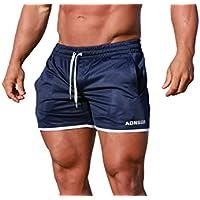 Adonis.Gear- Envy, Navy, Shorts, Bodybuilding, Gym, Training, Running, Mens