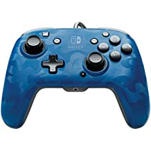 SWITCH FACEOFF CONTROLLER DELUXE BLUE CAMO