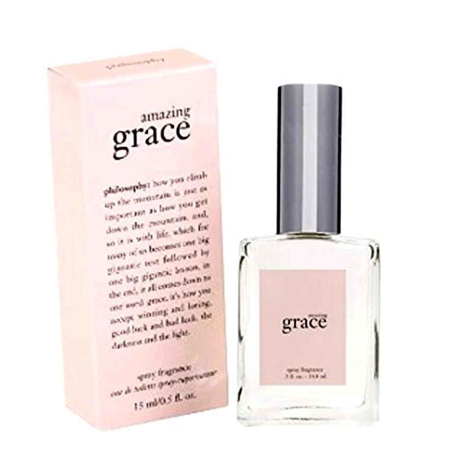 厳密に数学子猫amazing grace fragrance,(アメイジング グレイス フレグランス), 14.8ml(0.5oz), オードトワレスプレー for Women [海外直送品] [並行輸入品]