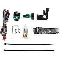 レベリングセンサーセットバーナー耐久性簡単インストール3Dプリンターパーツオフィスプロフェッショナル交換接続ケーブル精密ピンボードショップ自動(白)