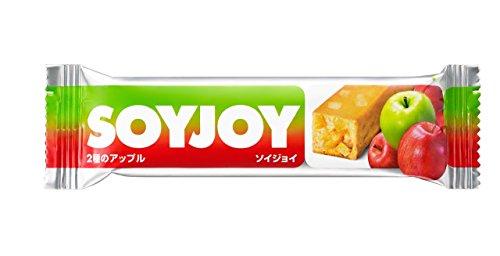 SOYJOY(ソイジョイ) 2種のアップル 12本 大塚製薬 栄養補助食品