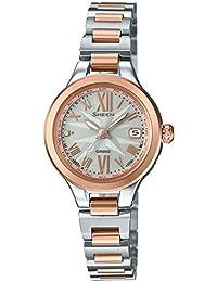 [カシオ]CASIO 腕時計 SHEEN Voyage Series 世界6局対応電波ソーラー SHW-1750SG-9AJF レディース