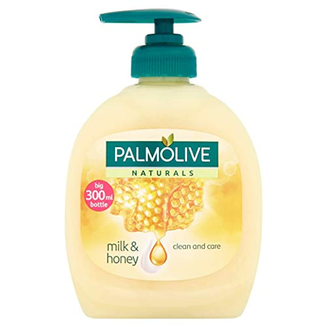 衰える驚いたことに楽しいPalmolive Naturals Milk & Honey Liquid Handwash by Palmolive