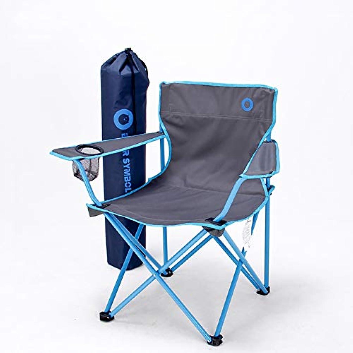 重要性物理学者時折屋外キャンプ折りたたみ椅子超軽量鋼管ポータブル釣り椅子スケッチ涙防止ナイロン格子縞の椅子