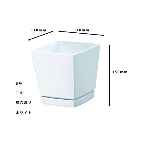 大和プラスチック 鉢・プランター クエンチロー...の紹介画像2
