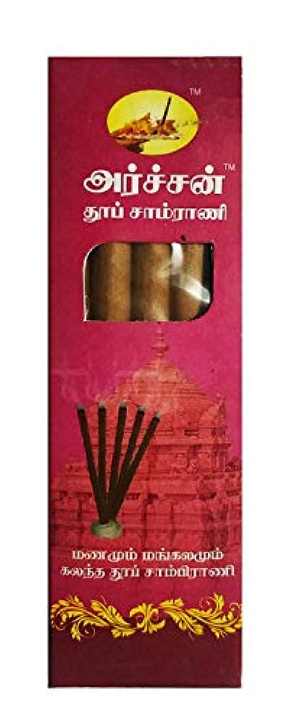 検査知人ばかげているArchan Dhoop Sambrani (Pack of 6)