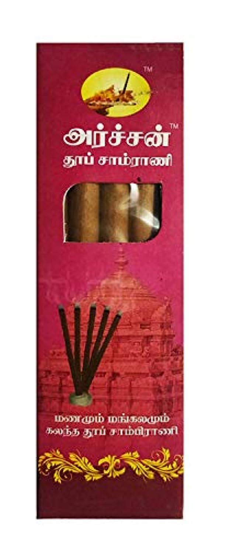 換気前述の供給Archan Dhoop Sambrani (Pack of 6)