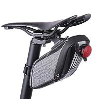 自転車テールバッグ、ロードバイク用シートバッグ、自転車用装備品サドルバッグ