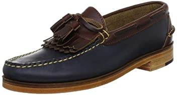Bancroft 7839: Navy / Brown