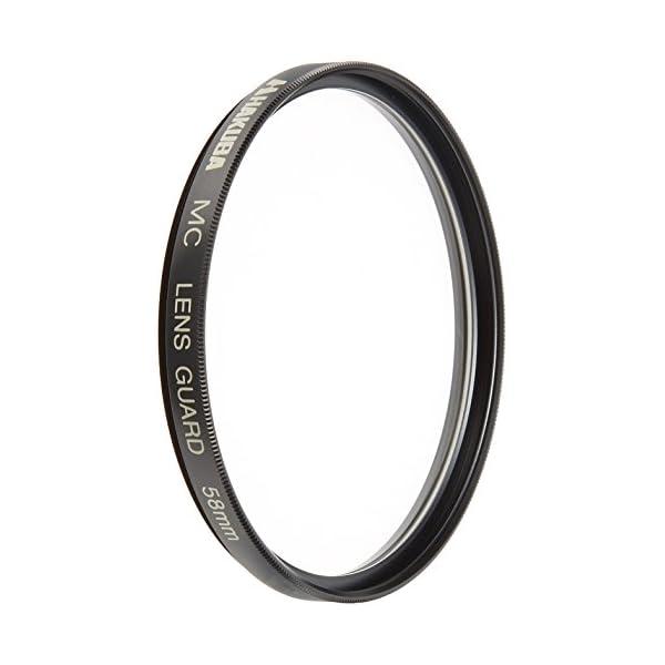 HAKUBA 58mm レンズフィルター 保護用...の商品画像