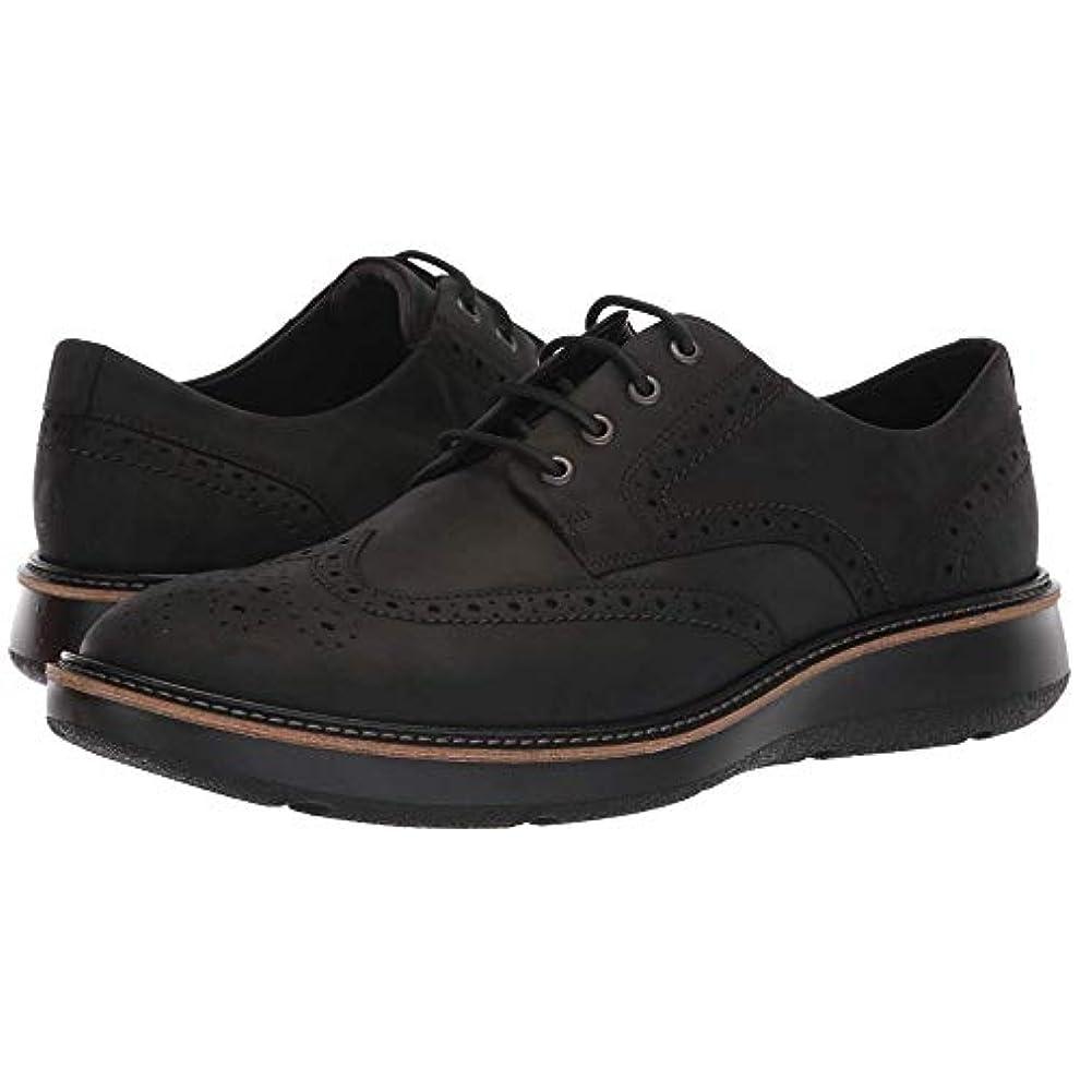 定説ハーフラップ(エコー) ECCO メンズ シューズ?靴 革靴?ビジネスシューズ Lhasa Brogue Tie [並行輸入品]