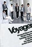 V6 A4 クリアファイル ★ V6 LIVE TOUR 2007 Voyager 僕と僕らのあしたへ 岡田准一 井ノ原 快彦 三宅健 長野博 森田剛 ジャニーズグッズ