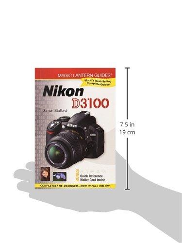 Nikon D3100 (Magic Lantern Guides)
