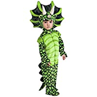 Toddler Boys T-Rex Dinosaur Costume Baby's Triceratops Cosplay Jumpsuit