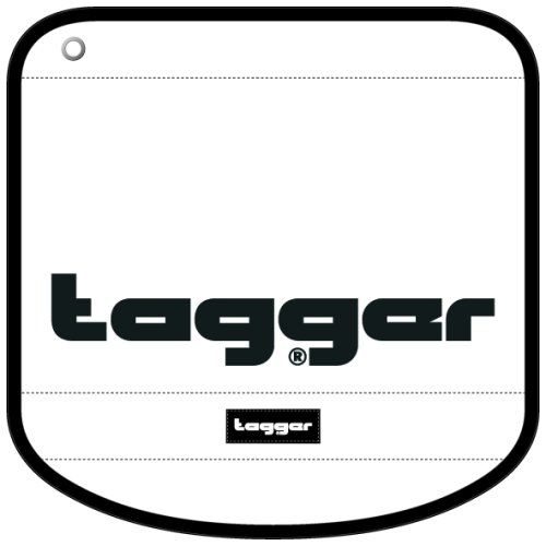 TAGGER(タガー) FLOW(小サイズ) FLAP LOGO BSLY FF-14
