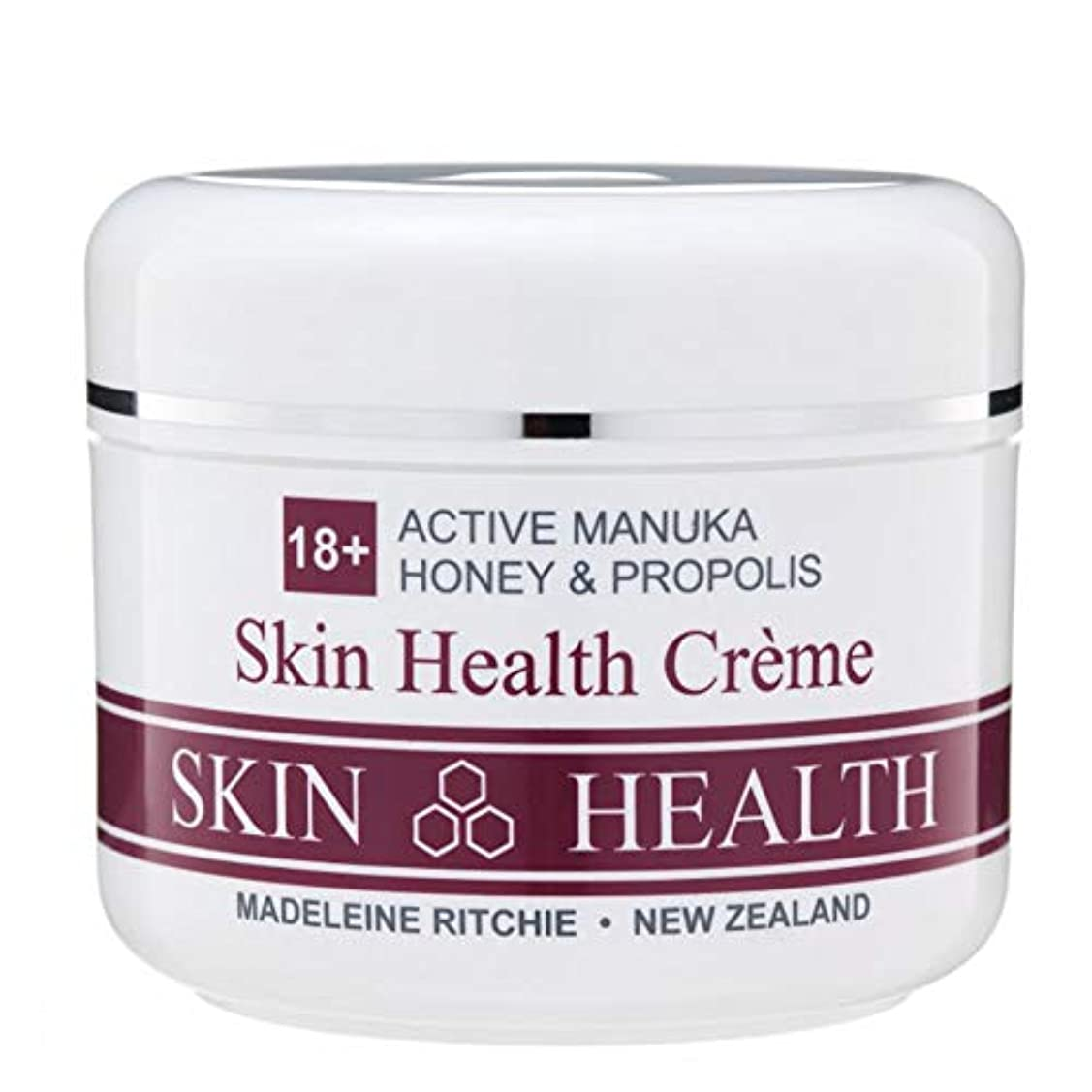 摩擦効果的にプラットフォームMadeleine Ritchie New Zealand Skin Health Creme 200ml