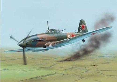 1/48 イリューシリンIl-10地上攻撃機・戦中型 SH48109