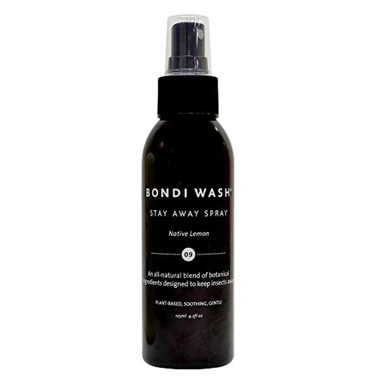 BONDI WASH ステイアウェイスプレー ネイティブレモン 125ml