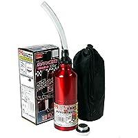 エマーソン 消防法適合ガソリン携行缶 500cc EM-132 アルミボトル  超軽量100g 収納袋付き 鋼板厚0.8mm EMERSON EM132