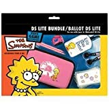 Simpson Lisa DS Lite Bundled Kit with Carrying Case, Game Case, Emergency Charger, Stylus and Earbuds by PCMS [並行輸入品]