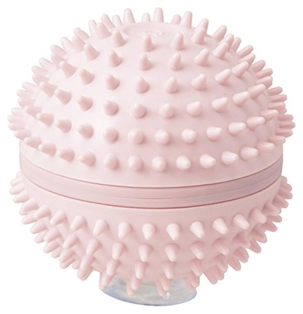 基礎プラスチック料理をするラドンナ CUTENSIL 振動リラクゼーション リラクボール CU17-RB ピンク