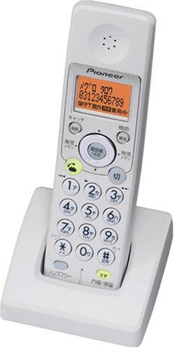 [해외]Pioneer 무선 전화기 증설 자식 기계 TF-DK115-S/Pioneer cordless phone extension unit TF - DK 115 - S