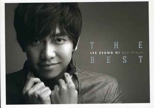 イ・スンギ Best Album - The Best (韓国盤)