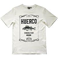 Huerco フエルコクラックパーチTシャツ(ホワイト)