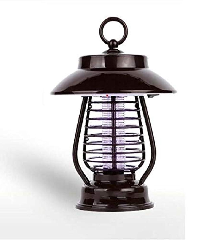 モルヒネメンタリティ維持する太陽蚊ランプ屋内防水ミュート昆虫キラー放射線屋外バグバッパー
