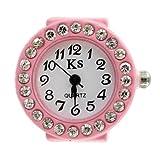 1stモール リング 指輪 デザイン ファッション ピンク 可愛い 女性 プレゼント 贈り物 アクセサリー おしゃれ ST-NBW0RI6875-PI2