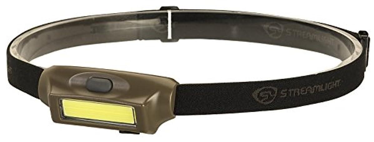 省略するマウス直面するストリームライト バンディット USB充電式LEDヘッドランプ コヨーテ WSL61706