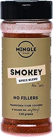 Mingle Sass Smokey Seasoning, 120 g