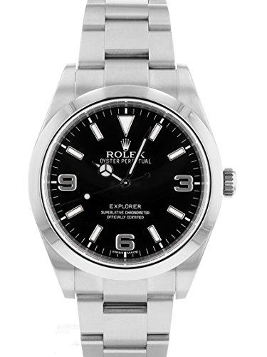 [ロレックス] ROLEX 腕時計 214270 エクスプローラーI SS 自動巻き メンズ ランダム番 [中古品] [並行輸入品]