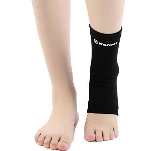 (クールオーエムジー)COOLOMG 足首サポーター コンプレッション 痛み軽減 ブラック L