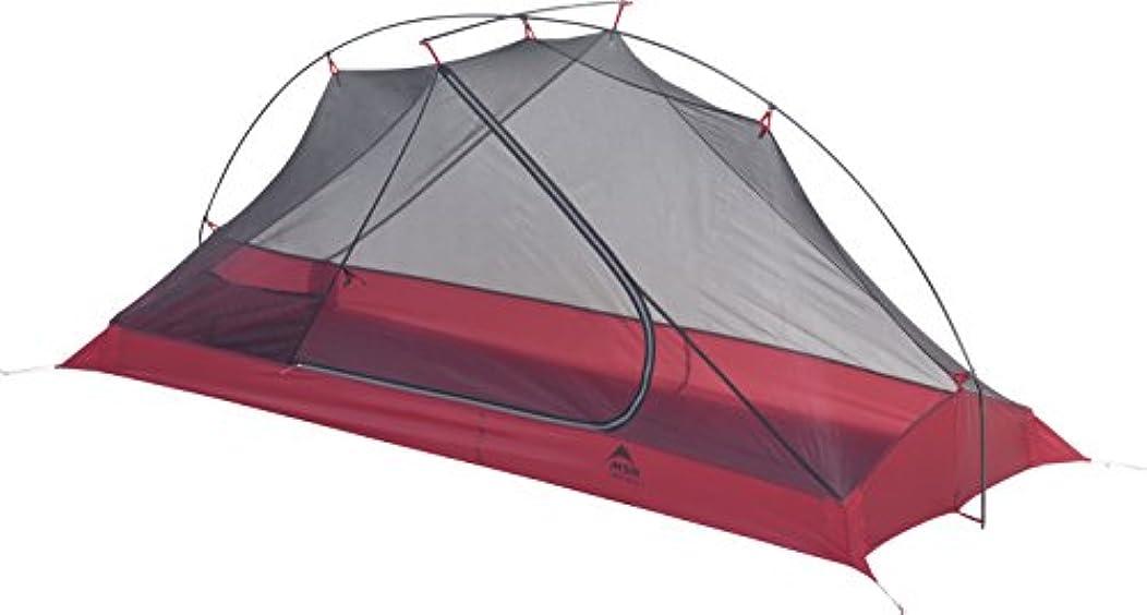 遵守する実質的に緯度MSR Carbon Reflex (カーボン リフレックス) 1人用 テント [並行輸入品]
