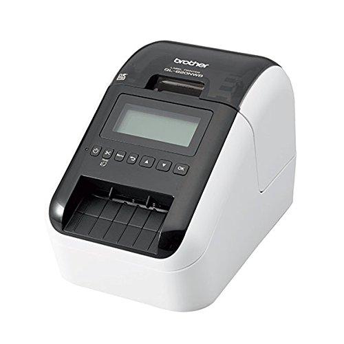 ブラザー 感熱ラベルプリンター QL-820NWB