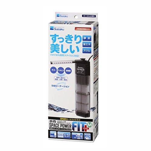 水作 スペースパワーフィットプラス ブラック Mサイズ