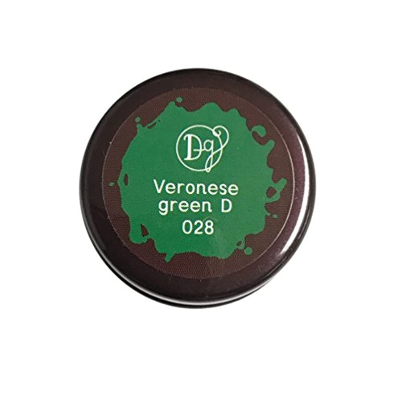 卒業記念アルバムいとこ弱点DECORA GIRL カラージェル #028 ヴェネローゼグリーンディープ