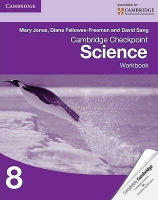Science Workbook 8 Cambridge Checkpoint