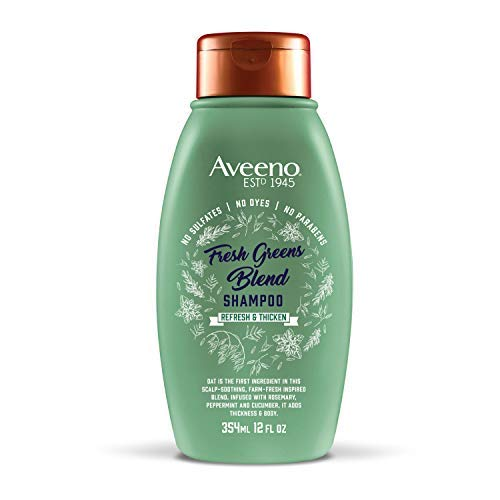 Aveeno Scalp Soothing Fresh Gr...