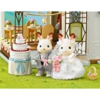 Calico Critters Our Wedding Day Limited Edition 2011