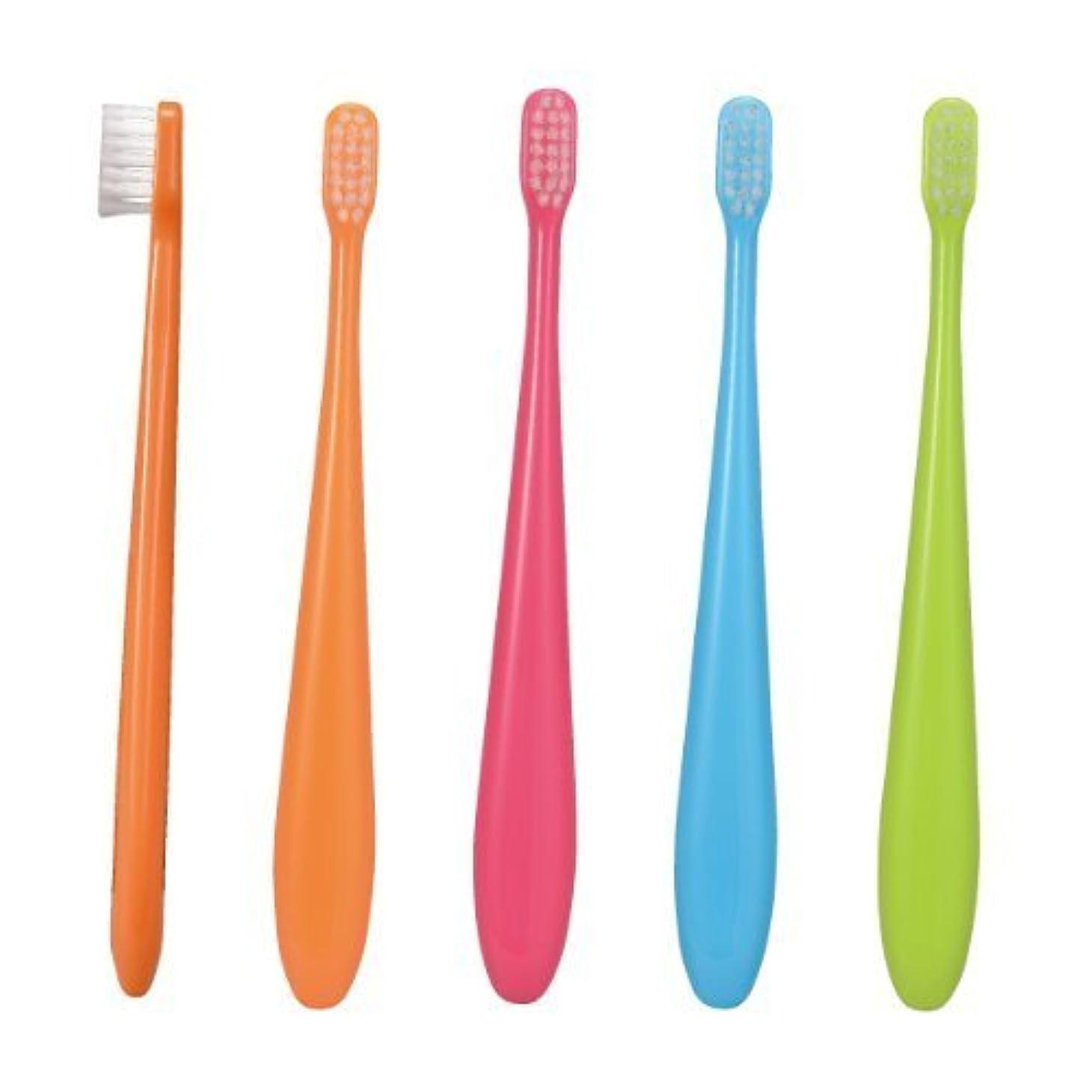 風変わりな厚くする解くCiミニ歯ブラシ/ミディ 50本入り/Mふつう
