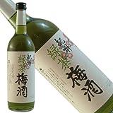 紀州 緑茶梅酒 720ml