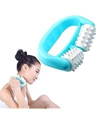 Littleliving マッサージ ブラシ ローラー ダイエットボディローラー セルフケア 筋膜リリース 脂肪除去 ボディシェイプ 足 ほぐし 血行促進 浮腫み解消 疲労回復