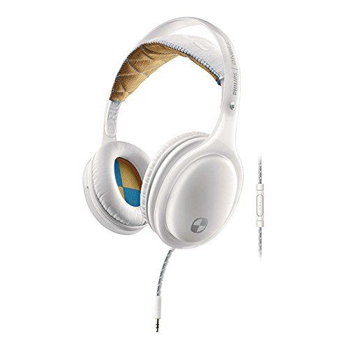Philips O'NEILL SHO9565WT ヘッドバンドヘッドフォンユニバーサル SHO9565 [並行輸入品]