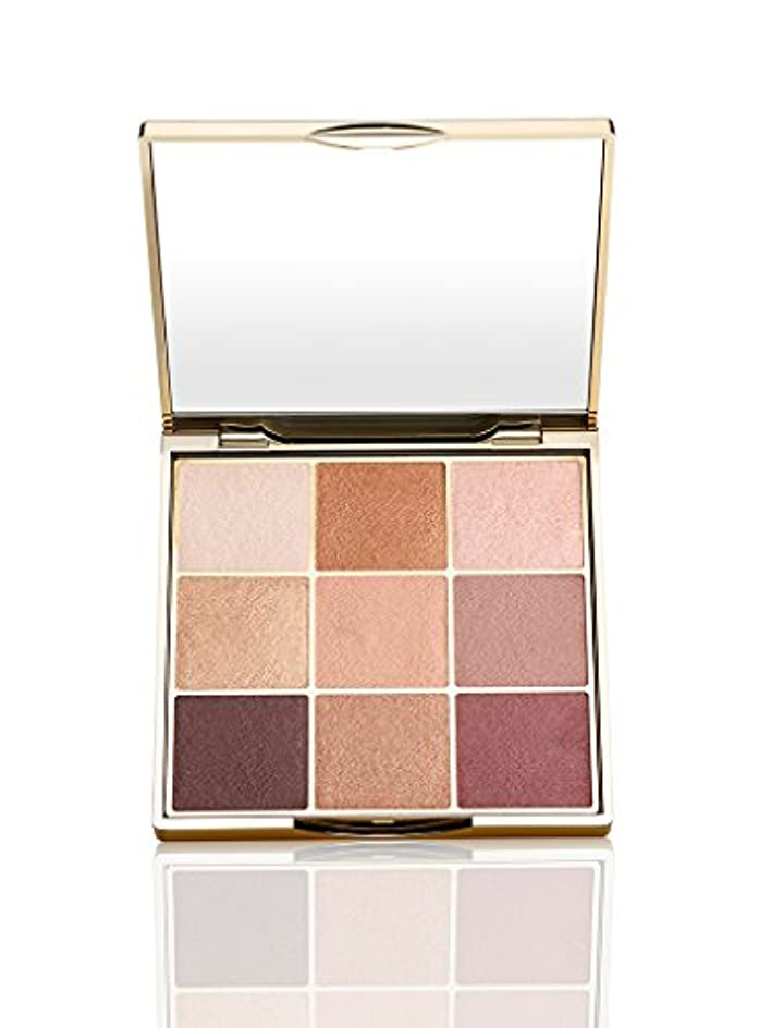 昼間陽気なミスTarte make magic happen eyeshadow palette 9色パレット