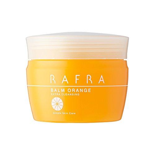 ラフラ バームオレンジ ホットクレンジング 100g [ダブル洗顔不要・毛穴対策・角質除去]