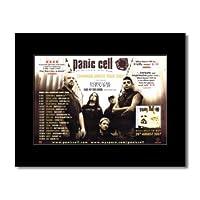 PANIC CELL - Stronger United Tour 2007 Mini Poster - 21x13.5cm
