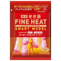 きき湯 ファインヒート スマートモデル 50g